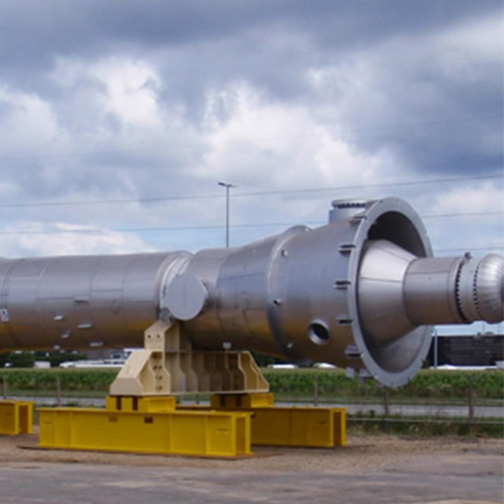 Industrie Anlagenbau – Heat Exchanger – Alutray Systems