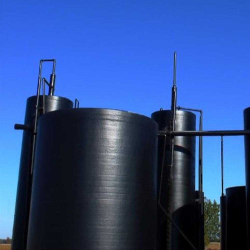 Industrie Anlagenbau – Tankbau – Alutray Systems